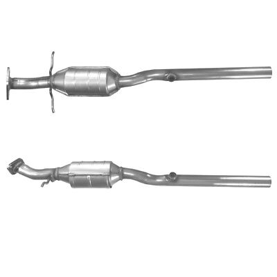FORD FOCUS Catalytic Converter Exhaust Inc Fitting Kit 90717H 1.6 8/1998-9/2004
