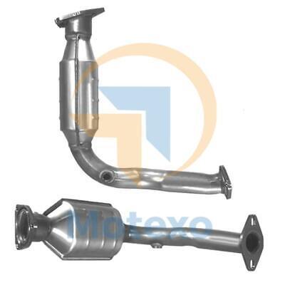 BM90718 Exhaust Petrol Catalytic Converter +Fitting Kit +2yr Warranty