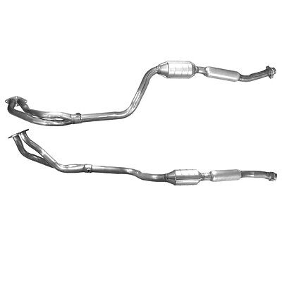 BMW 316 E36 Catalytic Converter Exhaust Inc Fitting Kit 90232 1.6 1/1996-12/1999