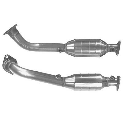 1x OE Quality Replacement Exhaust Petrol Catalytic Converter Type Approved Cat