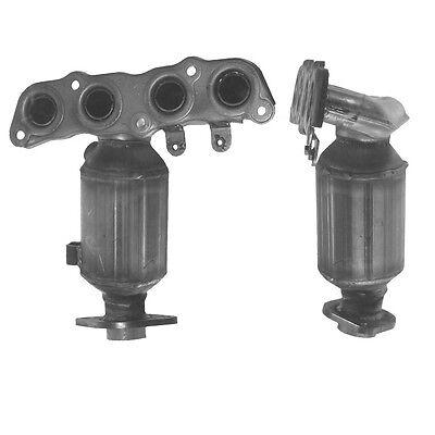 TOYOTA YARIS Catalytic Converter Exhaust Inc Fitting Kit BM91403H 1.0 3/03-12/05
