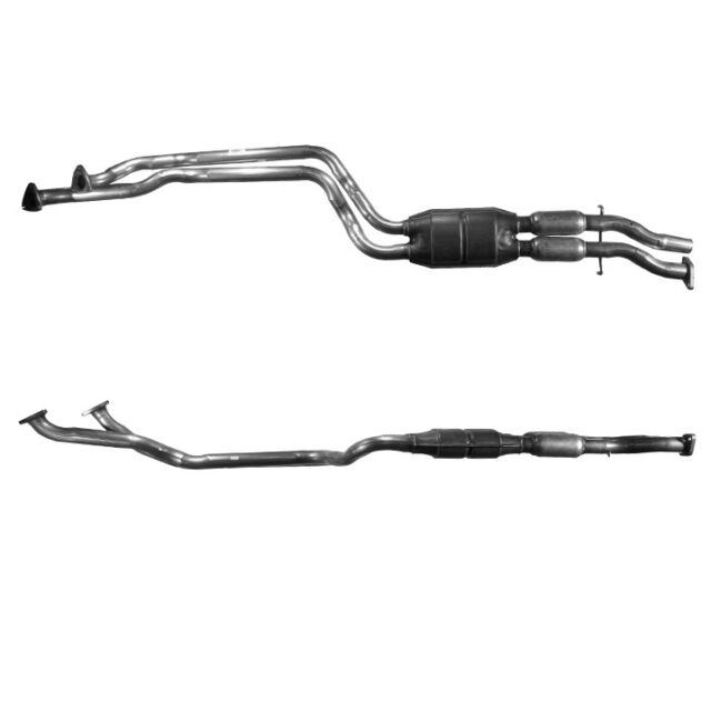 1x Replacement Exhaust Petrol Catalytic Converter Type Approved Cat for BMW 328i
