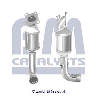 EB0 PEUGEOT 208 1.0 Catalytic Converter Type Approved 2015 on ZMZ BM Quality