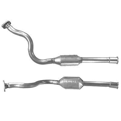 CITROEN DISPATCH Catalytic Converter Exhaust Inc Fitting Kit 80105 1.9 5/2000-12
