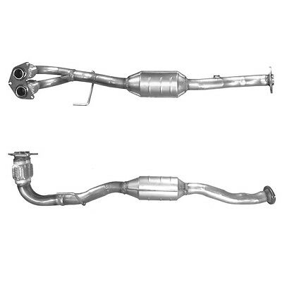 TOYOTA AVENSIS Catalytic Converter Exhaust Inc Fitting Kit 90960H 1.8 8/2000-2/2