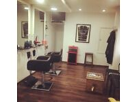Leicester's Brand New Barber Shop