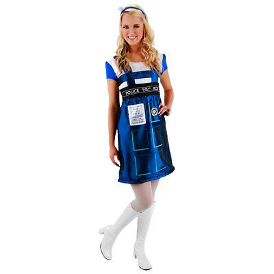 Kids Tardis Costume (Doctor Who - TARDIS Costume Dress)
