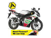 RIEJU RS3 50 PRO - SPORTS BIKE - LEANER LEGAL - Yamaha-Menarelli AM6 Motor