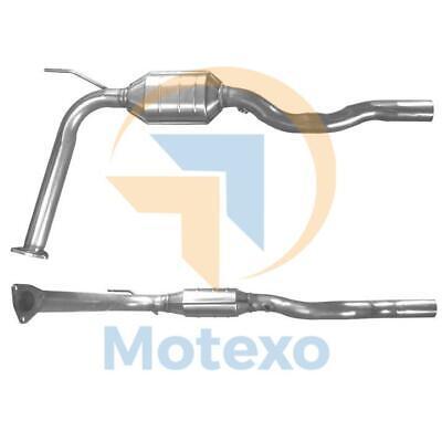 BM90738 Exhaust Petrol Catalytic Converter +Fitting Kit +2yr Warranty