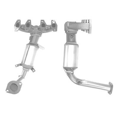TYPE APPROVED  CATALYTIC CONVERTER  VK6059T