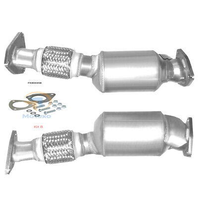 BM80445H Exhaust Approved Diesel Catalytic Converter for EUROPEAN DELIVERY