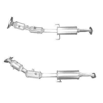 Exhaust Catalytic Converter LEXUS CT200H 1.8 Elhybrid (2ZR-FXE; 5ZR-FXE engines)