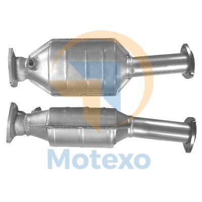 BM90947 Exhaust Petrol Catalytic Converter +2yr Warranty