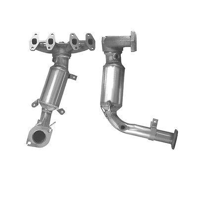 FIAT PUNTO Catalytic Converter Exhaust 91016H 1.2 7/1999-12/2006
