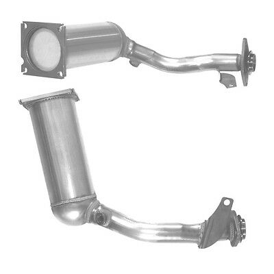PEUGEOT 206 Catalytic Converter Exhaust 91007 1.4 7/2000-2/2001
