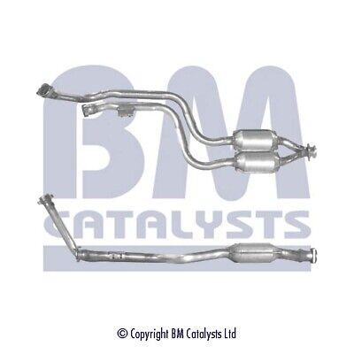 Exhaust Catalytic Converter Mercedes CLK320 3.2 W208 6/1997 - 10/2000
