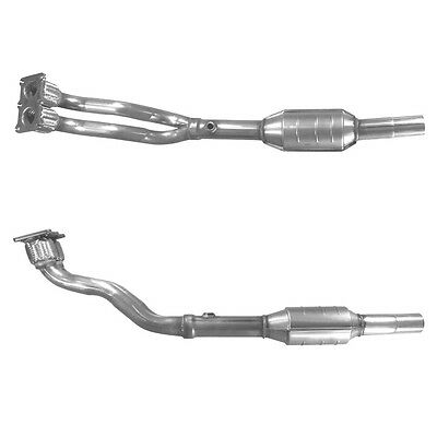 1x OE Quality Replacement Exhaust Petrol Catalytic Converter Non Approved Cat