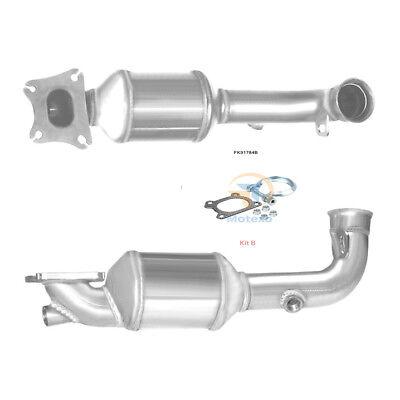 Exhaust Catalytic Converter PEUGEOT 108 1.2i 12v (EB2(HMT) 5/2014-