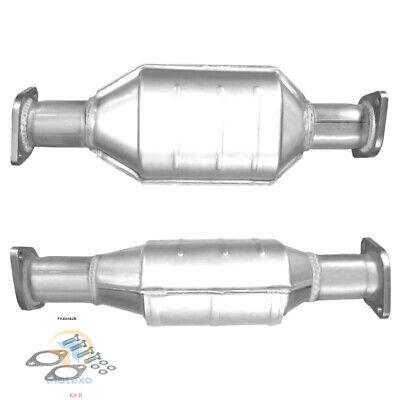 KIA SPORTAGE 2.0 D 2.7 113//140-150//150//175HP 2004 Exhaust Rear Silencer