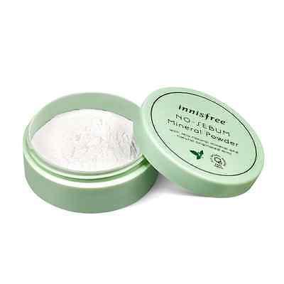 Innisfree No Sebum Mineral Powder 5g NEW