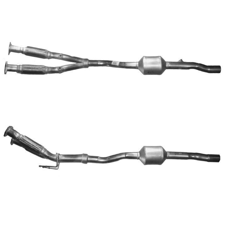 Convertisseur Catalytique//Cat type Approuvé OEM de Qualité pour AUDI AU6033T