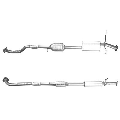 BM Cats HYUNDAI SANTA FE Catalytic Converter Exhaust 91437H 2.4 3/2001-9/2005 (F