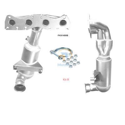 BM91480H Exhaust Manifold Catalytic Converter MINI ONE 1.4i 16v Mk.2 3/07-4/11