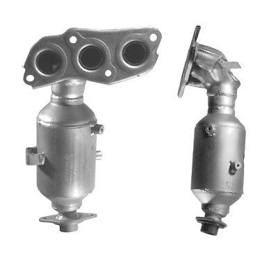 CITROEN C1 Catalytic Converter Exhaust BM91263H 6/05 > EURO 4 inc FITTING Kit