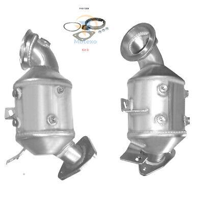 Exhaust Catalytic Converter OPEL ZAFIRA C 1.4T (A14NEL; A14NET Euro 5) 10/11-