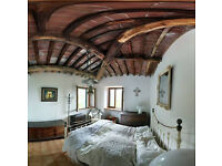 Italy Lucca - Three-story house in Vergemoli, Garfagnana with stunning views