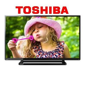 REFURB TOSHIBA 50'' LED HD TV - 123454990 - 60HZ
