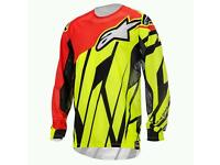 Alpinstars mx jersey