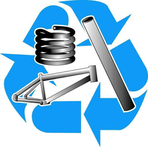 Free pick up of scrap metal appliance electronics and batteries