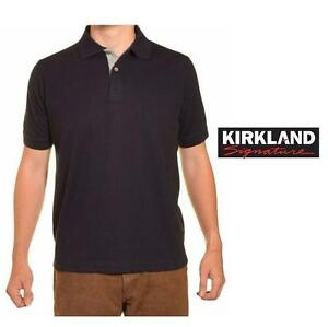NEW KIRKLAND POLO SHIRT MEN'S SM - 125426576 - NAVY