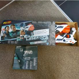 Nerf Guns Lazer Ops