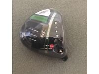 New Callaway Epic Max LS RH 9 Degree Driver Head and Head Cover Only
