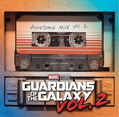 Guardians of the Galaxy, Vol. 2 [Original Motion Picture Soundtrack] CD