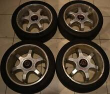 "17"" TSW R. System Drift/Racing Style, Deep Dish Mags, Set of 4 Coomera Gold Coast North Preview"