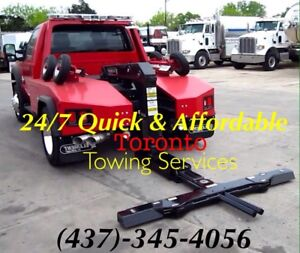 24/7 Affordable Towing Services