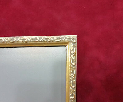 Ornate Gold Fillet, Custom Cut For Your Mat or Picture Frame (22006)
