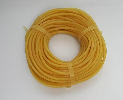 25 Feet - 316 - Latex Rubber Tubing - Surgical Grade - New