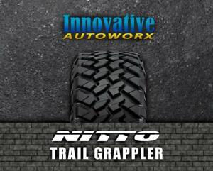 Nitto Trail Grappler Mud Tires! PRICE MATCH GUARANTEE!!! Many Sizes Available!!!