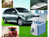 Brand New 12V 7.5L Portable Cooling Warming Box Mini Travel Fridge Cooler Car Van Office Gift