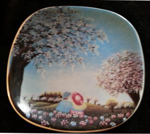 Arabia Finland collector plate