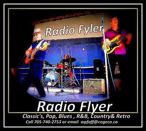 """Three piece band """"Radio Flyer"""" all Classics,for any Functions Peterborough Peterborough Area image 6"""