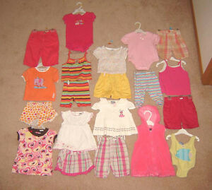 Girls Dresses, Sleepers, Clothes 12, 12-18, 18, 18-24 Shoes 4-6 Strathcona County Edmonton Area image 6