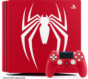 Upgraded Limited Edition PS4 Pro + 5 Games
