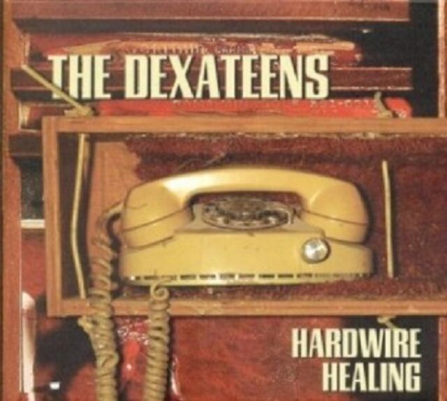 The Dexateens - Hardwire Healing  CD  12 Tracks Alternative Rock  Neuware