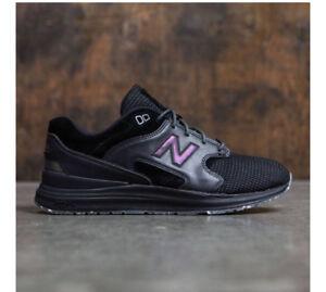 New Balance 1550 Black Reflective - Size 11