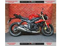 TRIUMPH STREET TRIPLE 675 ABS VERY LOW MILEAGE